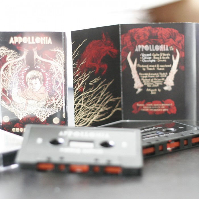 BPR01 / Appollonia – Among Wolves